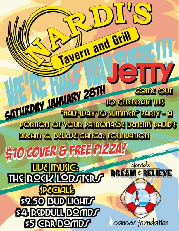 Jetty + Nardi's + DDBCF