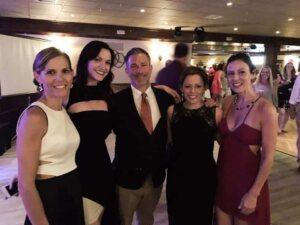 Susie, Dawn, Bill, Lauren & Tina