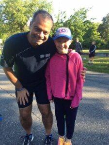 Maddie Beirne - Run for Hope