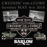 6th Annual Frank V. Panzone Jr Memorial Cruisin' for a Cure
