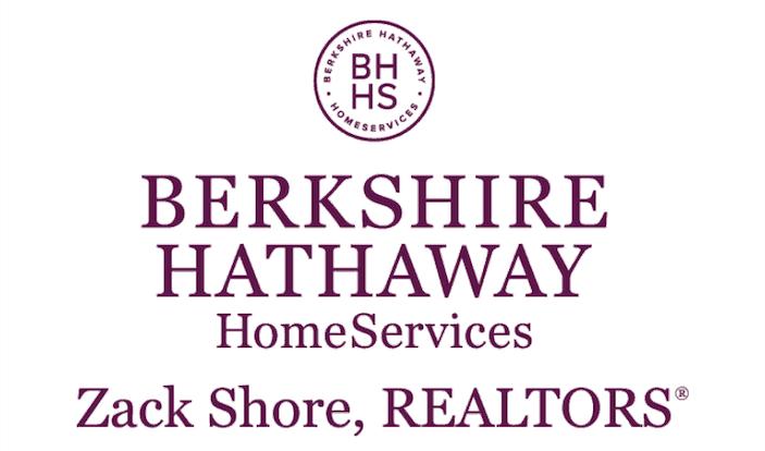 Berkshire Hathaway HomeServices Zack Shore, REALTORS®