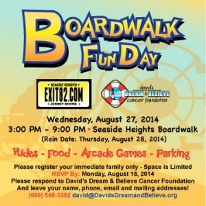 Boardwalk Fun Day