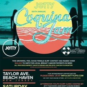 Jetty Coquina Jam