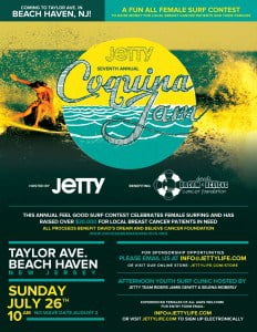 7th Annual Jetty Coquina Jam