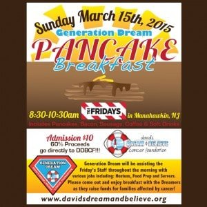 Generation Dream Pancake Breakfast