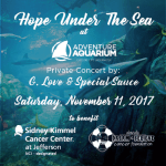 Inaugural Hope Under The Sea Gala