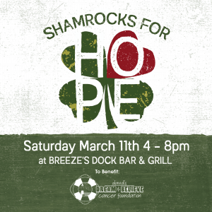 Shamrocks for Hope