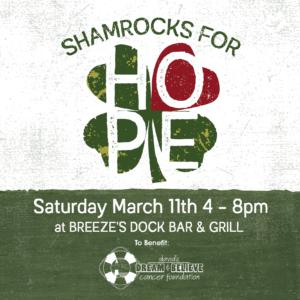 Shamrocks for Hope